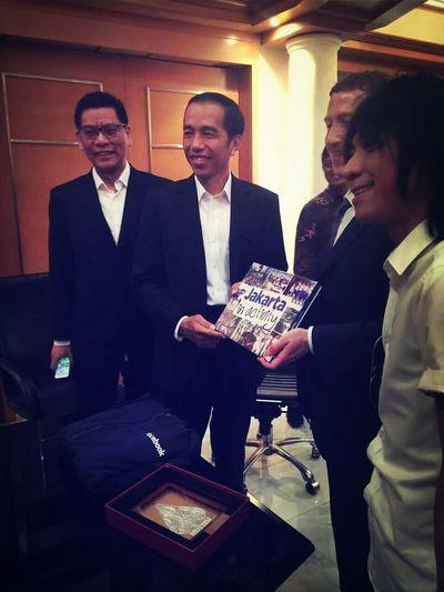 Jokowiwithmarkzuckerberg Jokowimypresident Jakartaitukeren Check This Out