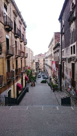 Streets Of Catania In Catania Discover Your City