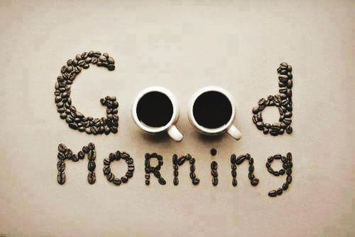 Good Morning! Hi! Hello World