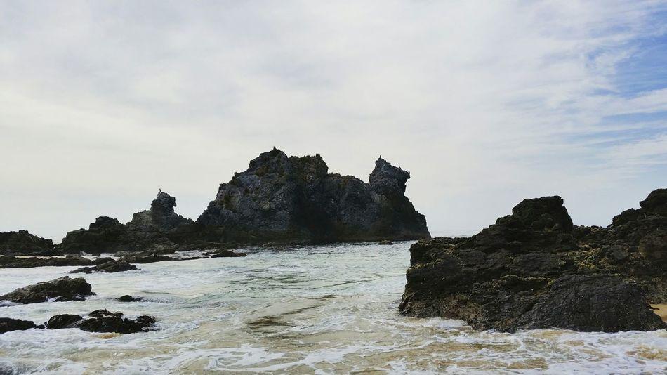 Camel Rock Bermagui Nsw Australia beachlife sand ocean lazydays EyeEm Best Shots Rockformations GalaxyS5 Samsung Galaxy S5 Samsungphotography