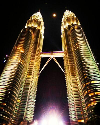 KLCC Twin Towers Malaysiatrulyasia Prideofmalaysia First Eyeem Photo