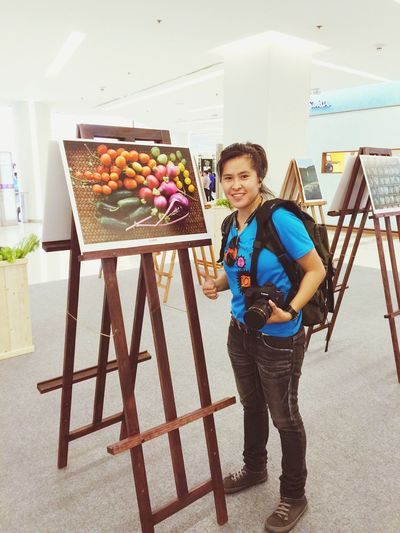My photo was showing on The Thailand Royal Project Exhibition @ Siam Paragon BKK, 3 - 6 December, 2015 Exhibition Photo Exhibition I'm Photographer