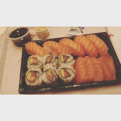 Asianfood Sushis Californiarolls New