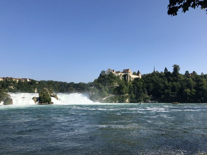 Rheinfall Water