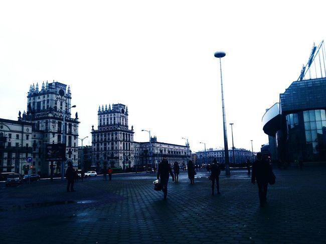 Minskgram Minsk Belarus Sky Hello World Minskcity  Spring Arhitecture Travel