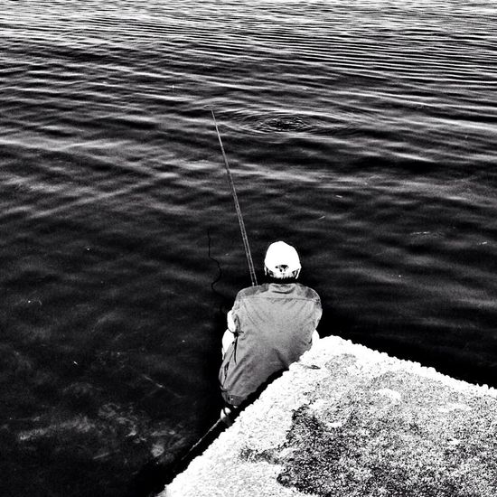 Seacily TheMinimals (less Edit Juxt Photography) Fisherman Seaside