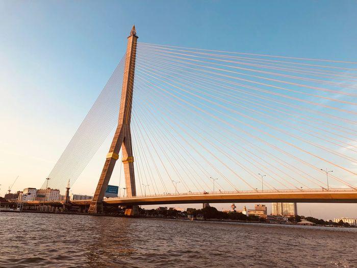 EyeEm Selects Built Structure Sky Architecture Bridge Bridge - Man Made Structure Connection