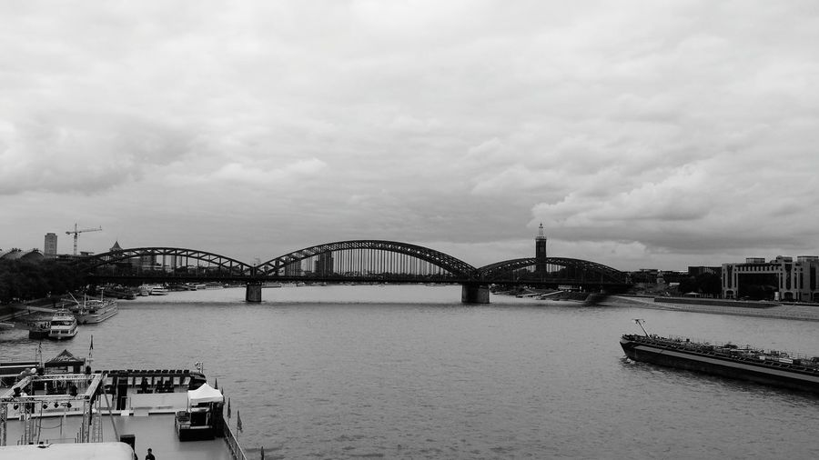 River Rhine Rhin Deutschland The Moment - 2015 EyeEm Awards Köln Travel Photography