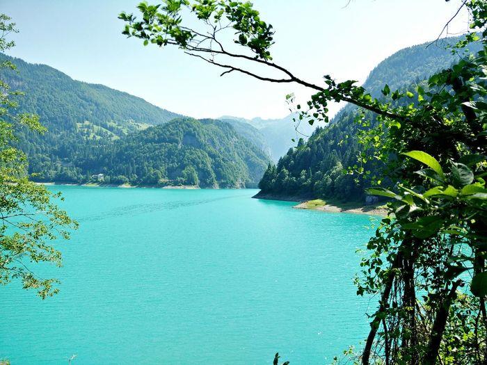 Lake Mountain Mountainlake Sauris