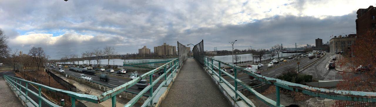 Never ending First Eyeem Photo EyeEmNewHere EyeEmNewHere EyeEmNewHere NYC Bridges Goes Forever Blue Beatiful Neverstopexploring  Heights