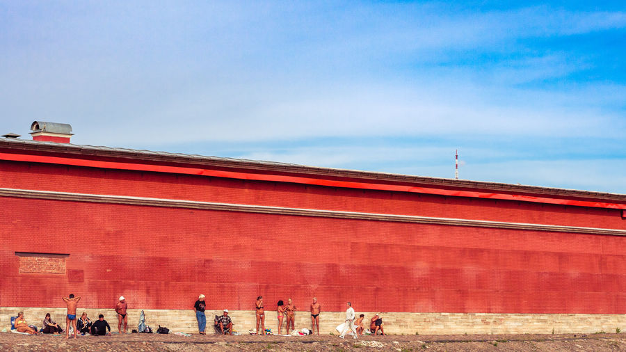 People Against Red Wall