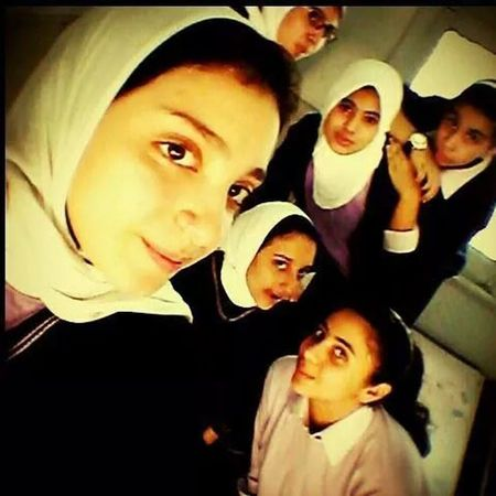 Me and my friends ba7ko p'2