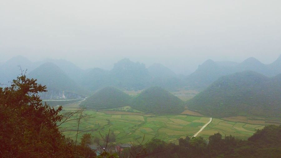 Hà Giang On The Road Taking Photos Nature_collection Landscape Hello World Scenery Shots Vietnam Travelling Viet Nam