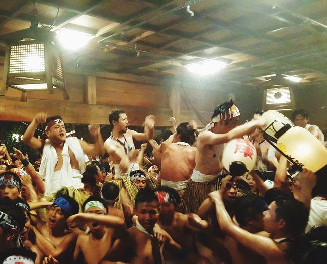 見附天神裸祭り Matsuri Hadaka Iwata Shizuoka,japan Colors Of Carnival
