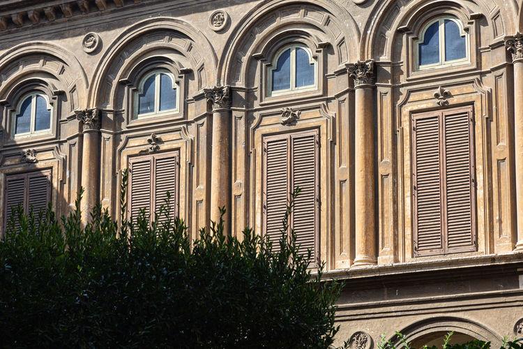 Windows of old