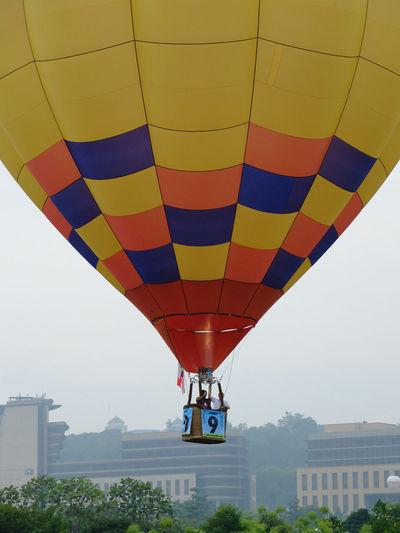 Hot Air Balloons show at Putrajaya Balloon