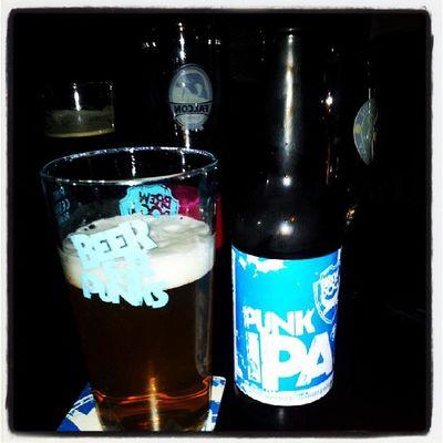 Grattis på namnsdagen på mig och IPA... IPADay PunkIPA Brewdog Bittens