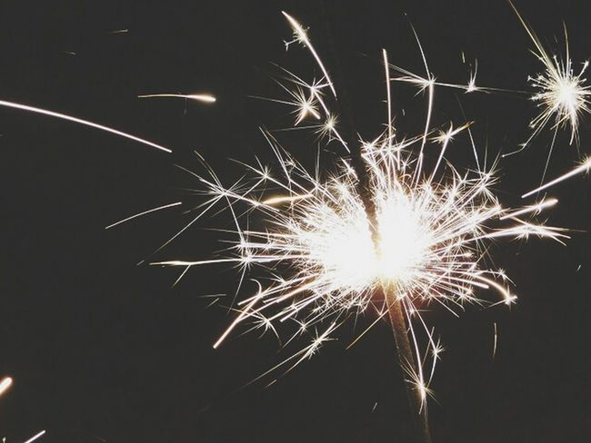 Luces De Bengala Navidad Año Nuevo  Feliz Año Nuevo Luz