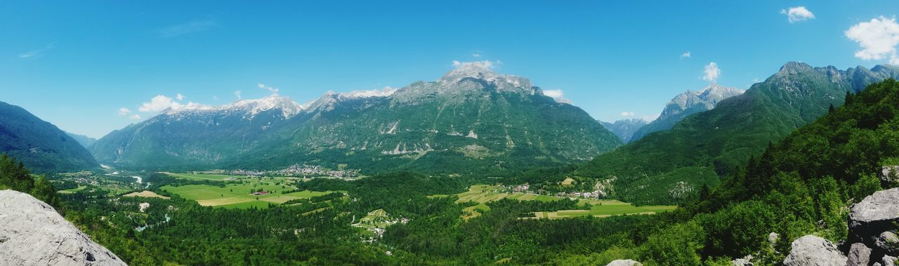 Panorama No Words Needed Perfectview Hometown Mountains Beautiful Hot Day Slovenia Nature