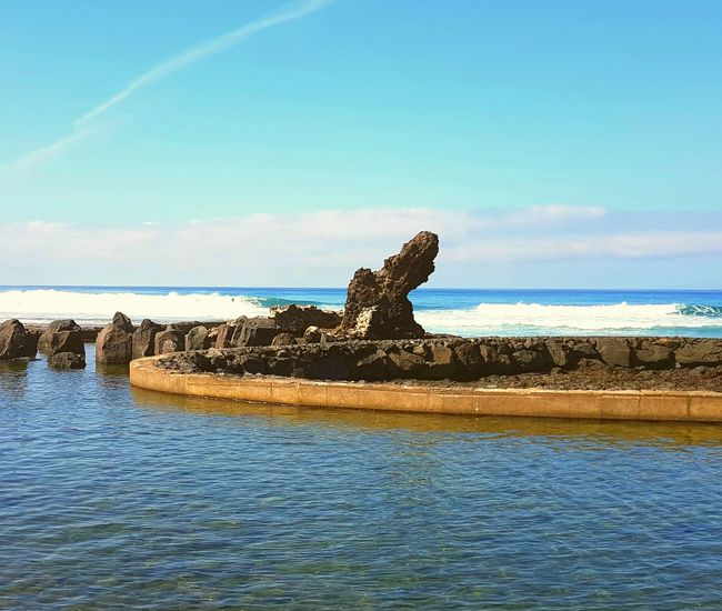 Outdoors Beach Tenerife España EyeEm Best Shots The Best From Holiday POV Beauty In Nature