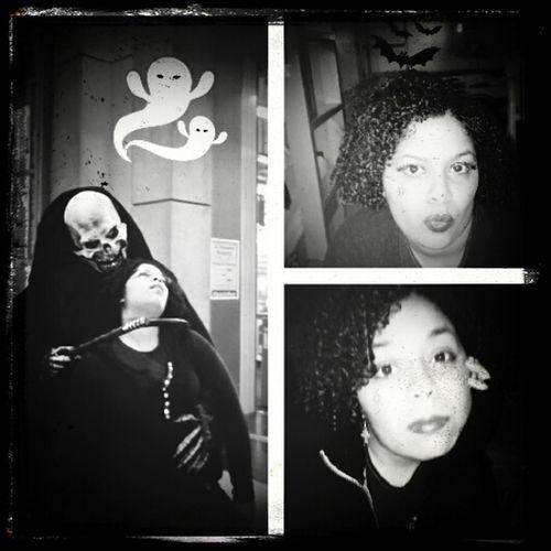 Halloween en Berlín (blanco y negro). Berlin Halloween Latinaencph Germanwannabe