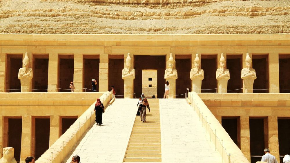 Temple Of Hatshepsut Egypt