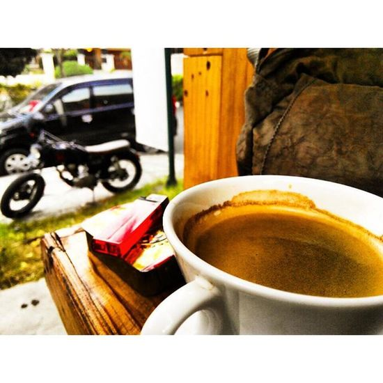 Kopi SORE di @foodaddictyasmin bersama Sayang Sibesitua Smiler CB100 Classicbike Anakjalanan Pedulisetan Ridepride Bogor INDONESIA WarungKopi Afternoon Coffee with Love one... Lenovotography Pocketphotography Photooftheday Lzybstrd Photostory