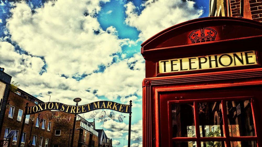 Hoxton London Street Top