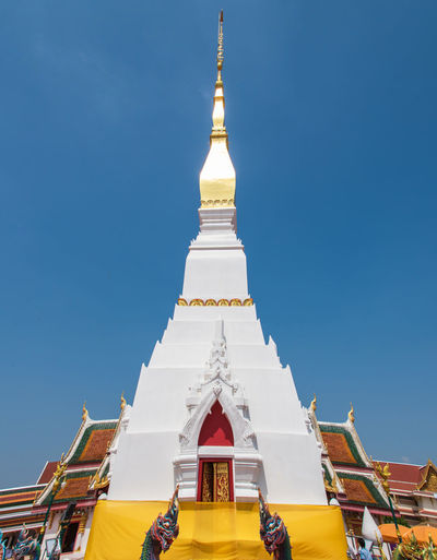 Buddha Chedi Religion Sakonnakhon SakonNakhon ,Thailand Statue Temple Temple Thailand Thailand Tourism Travel