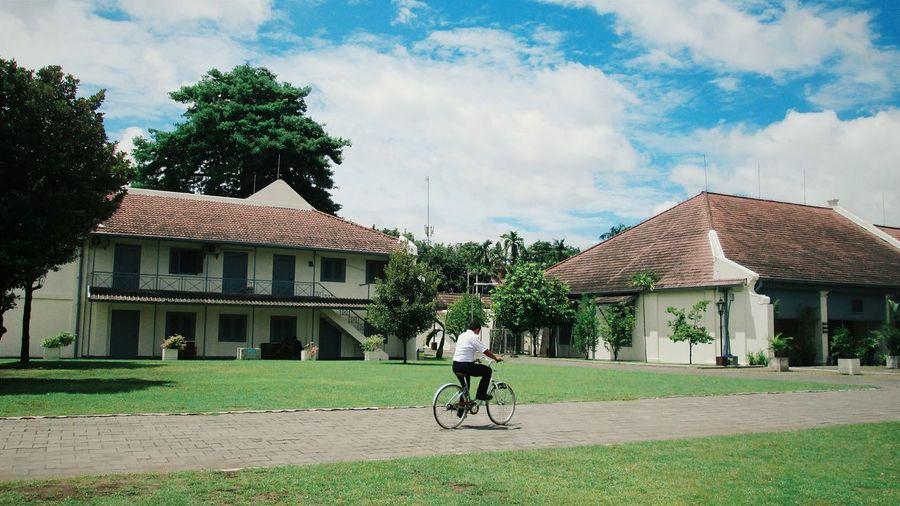 INDONESIA Holiday Cyclingphoto Jogjakarta