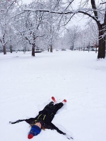 Snow Kid Urban Park