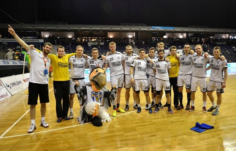 :) First Eyeem Photo Füchse Berlin Handball
