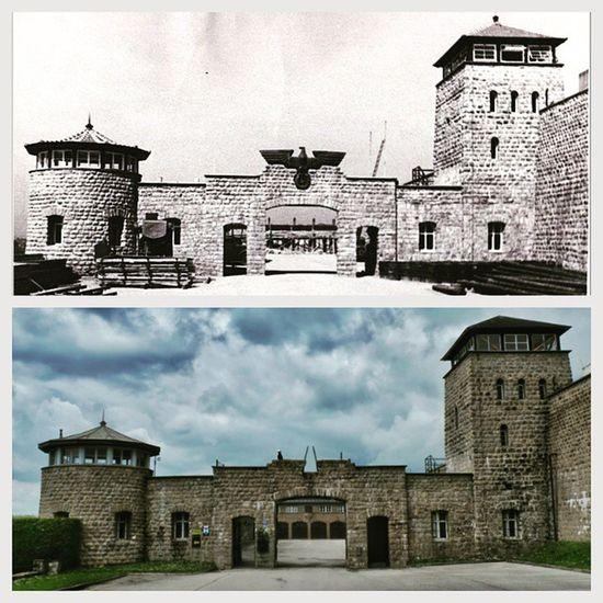 No dia 5 de maio comemora-se 70 anos da Libertação do Campo de Concentração de Mauthausen, Áustria. Estive lá hoje e pude perceber tão grande a dor de quem esteve naquele lugar. Mauthausen Austria Concentrationcamp Fuji fujifilm FujiXM1 StreetPhotography