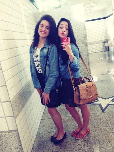 Minha cachimbos Love Sister 😚
