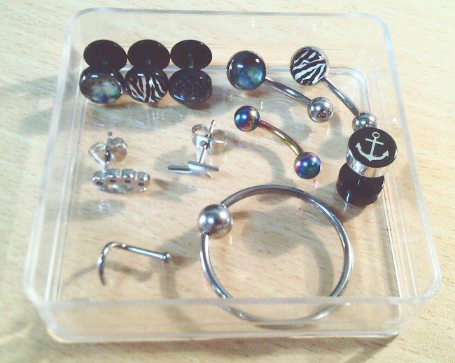 Piercing Piercings Reversenavel Navelpiercing Ring Rings