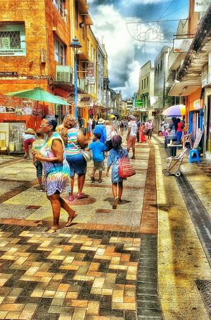 A Trek Into The Capital. Bridgetown Barbados 2016 Check This Out Enjoying Life Walking Around The City  Walking Around Taking Pictures Welcome To My World Beautiful People Live Love Shop Shopping ♡ People Photography Hello World People Around You People Man Made Structure Fine Art Photography