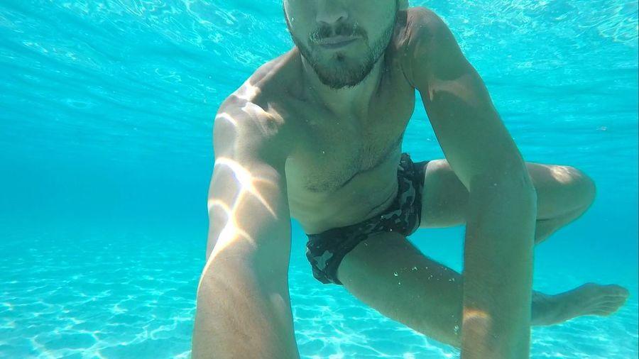 Underwater Swimming Mexico Cozumel Cozumelmexico Visitmexico Vitaminsea Sea Lifestyles Elcielo