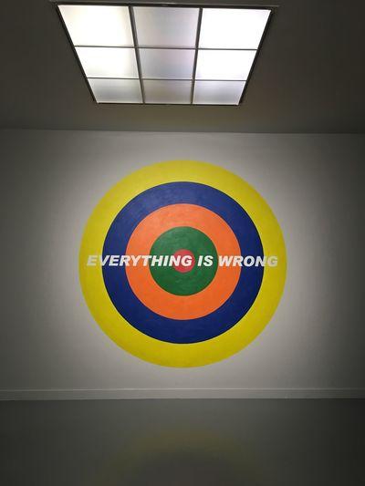 Everythingiswrong Art ArtWork Modern Art