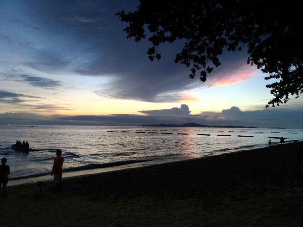 Sea Beach Cloud - Sky Sky Water Nature