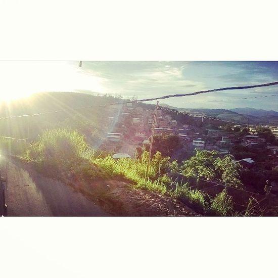 Minha quebrada ☀✌🍃 Sol Manhã Vida Novodia Deus 🙏☀🎶