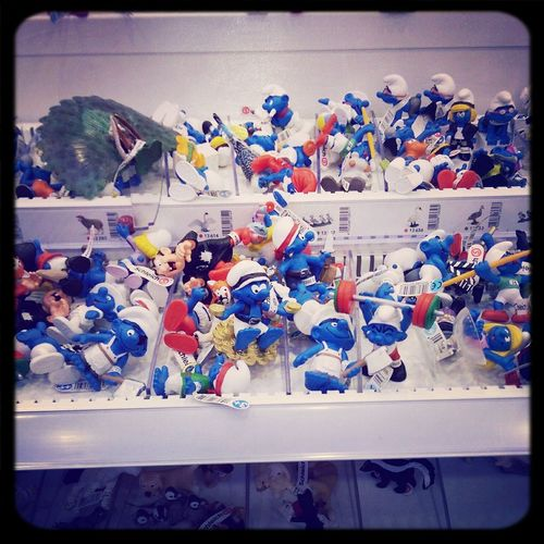 Sirinler Smurfs D&R