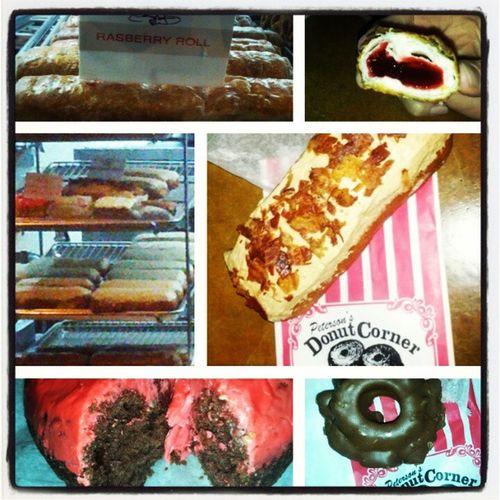 Donuts galore! Booyah! Fools! Buwahahaha! @weightedfaith @daisyditzydo