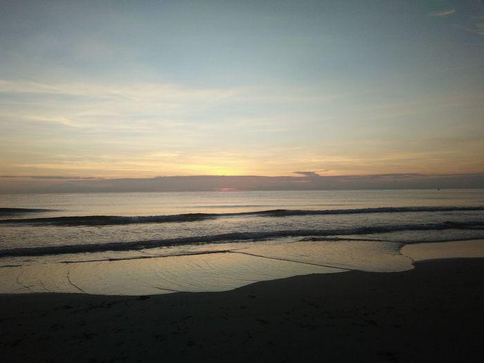 Water Low Tide