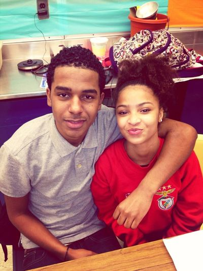 Me & My Homie