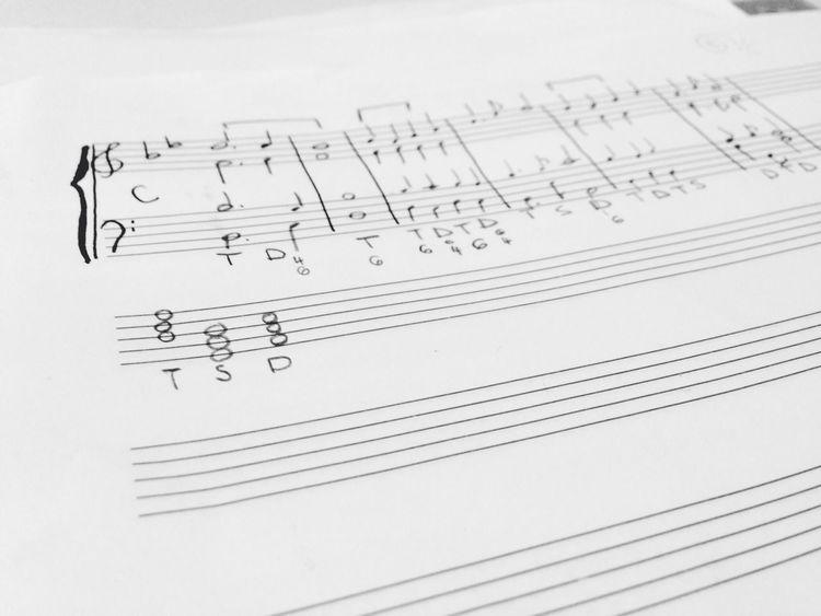Music in school ;O Music Making Music EyeEm Music Lover Producing Music