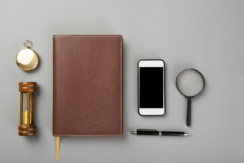 Backgrounds Compass Copy Space Creative Design Education Grey Hourglass Inspiration Magnifying Glass Mock Up Note Notebook Office Pen Smart Phone Studio Let's Go. Together.