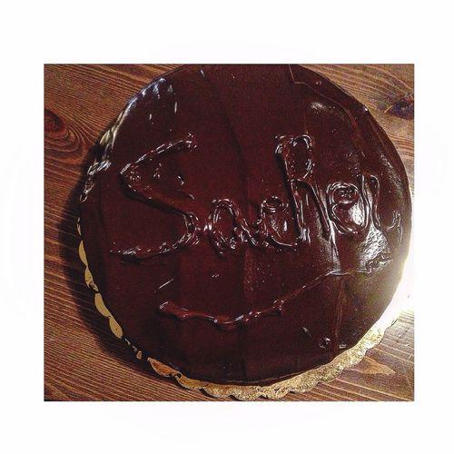 Sacher Sacher Torte Sachercake Sachertorte In The Making Vienna Wien Handmade Homemade Austria Austrian