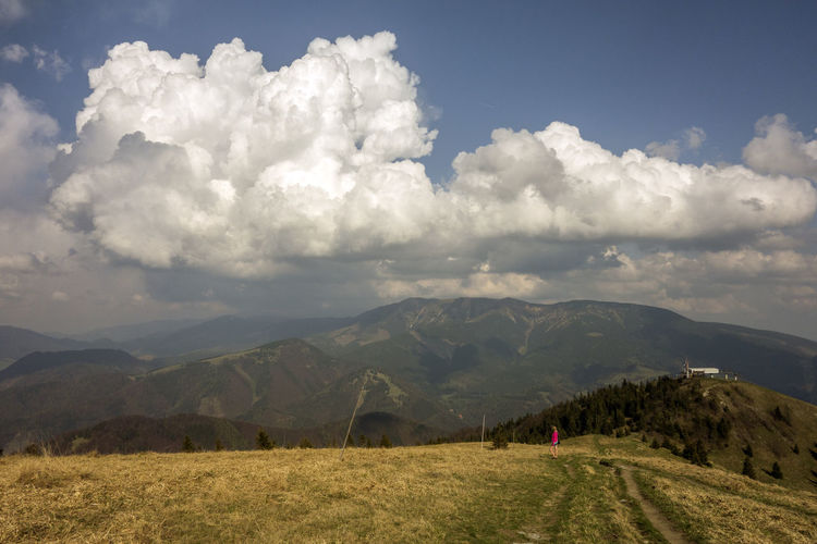 landscape Donovaly Slovakia Velka Fatra Beauty In Nature Cloud - Sky Day Environment Field Idyllic Land Landscape Mountain Mountain Peak Mountain Range Nature No People Non-urban Scene Outdoors Plant Scenics - Nature Sky Tranquil Scene Tranquility Travel Destinations Zvolen