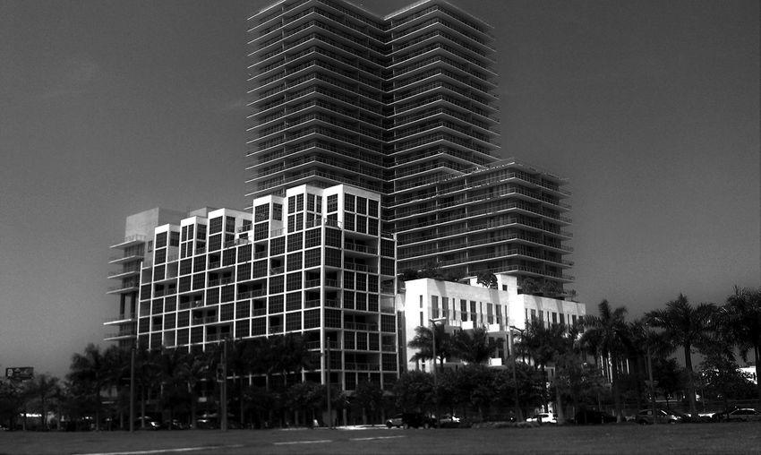 Monochrome Monochrome _ Collection Black & White Black&white Black And White Blackandwhite Miami FL Usa 🇺🇸☀️ Midtown Mia Building Urban Photography Monochrome Photography