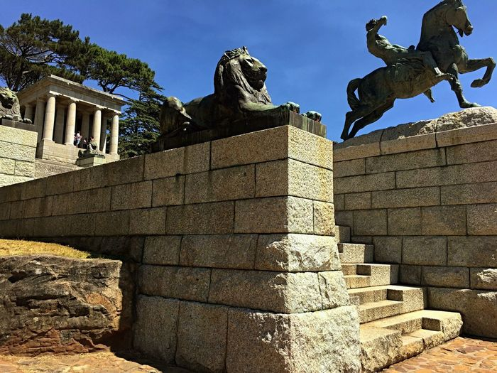 Rhodes Memorial in Cape Town Cape Town Rhodes Rhodesmemorial